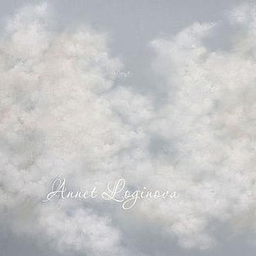 Картины и панно ручной работы. Ярмарка Мастеров - ручная работа Зефирные облака. Handmade.