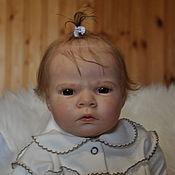 Куклы и игрушки ручной работы. Ярмарка Мастеров - ручная работа Кукла ребон Ника. Handmade.