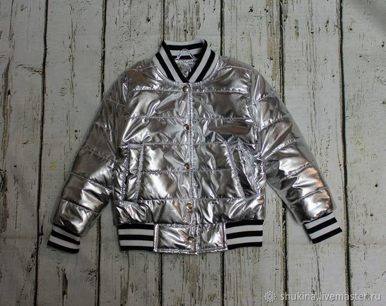 Одежда для девочек, ручной работы. Ярмарка Мастеров - ручная работа. Купить Утеплённая куртoчка. Handmade. Куртка, купить, детям, девочкам