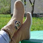 """Обувь ручной работы. Ярмарка Мастеров - ручная работа Сапожки """"Teddy Bear"""". Handmade."""