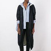 Одежда handmade. Livemaster - original item Long parka made of Mac.. Handmade.