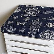 Для дома и интерьера ручной работы. Ярмарка Мастеров - ручная работа Корзина для белья. Handmade.
