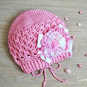 Работы для детей, ручной работы. Ярмарка Мастеров - ручная работа Беретик для девочки. Handmade.