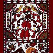 Картины и панно handmade. Livemaster - original item Embroidery. In explanation Pyermogori painting.. Handmade.