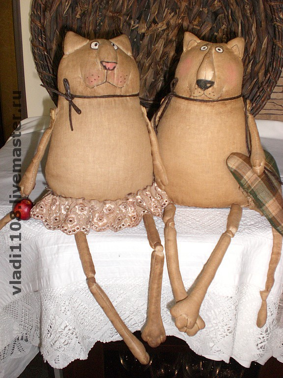 Прикольная кукла своими руками мастер класс