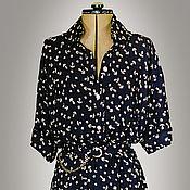Одежда handmade. Livemaster - original item dress - shirt