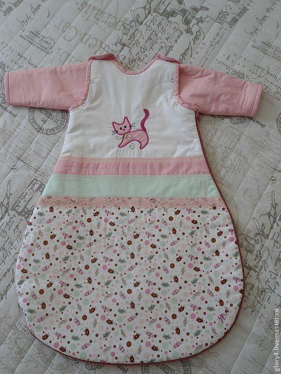Спальный мешок для новорожденного мастер класс
