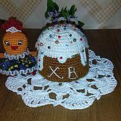 Подарки к праздникам handmade. Livemaster - original item Easter composition № 1. Handmade.