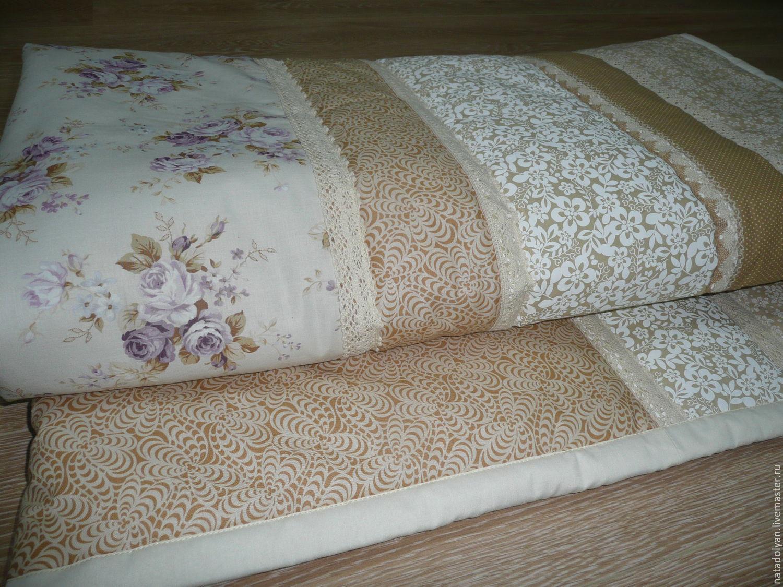 Bedspread cotton ' Beige openwork', Blankets, Ivanovo,  Фото №1