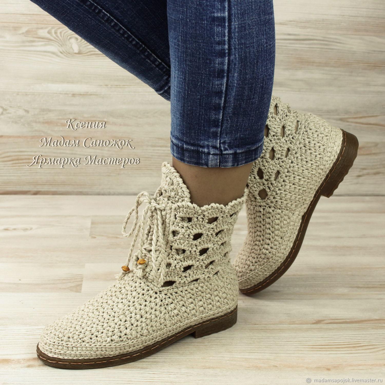 summer ankle boots, Boots, Nizhny Novgorod,  Фото №1