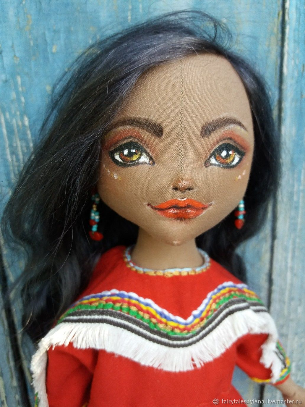 Zina, Folk Dolls, Ishim,  Фото №1