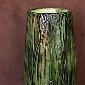 Для дома и интерьера ручной работы. Ярмарка Мастеров - ручная работа Ваза керамическая Tayrona. Handmade.