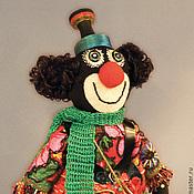 Куклы и игрушки ручной работы. Ярмарка Мастеров - ручная работа Клоун Асисяй. Handmade.