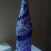 Посуда handmade. Livemaster - original item A Bottle Of