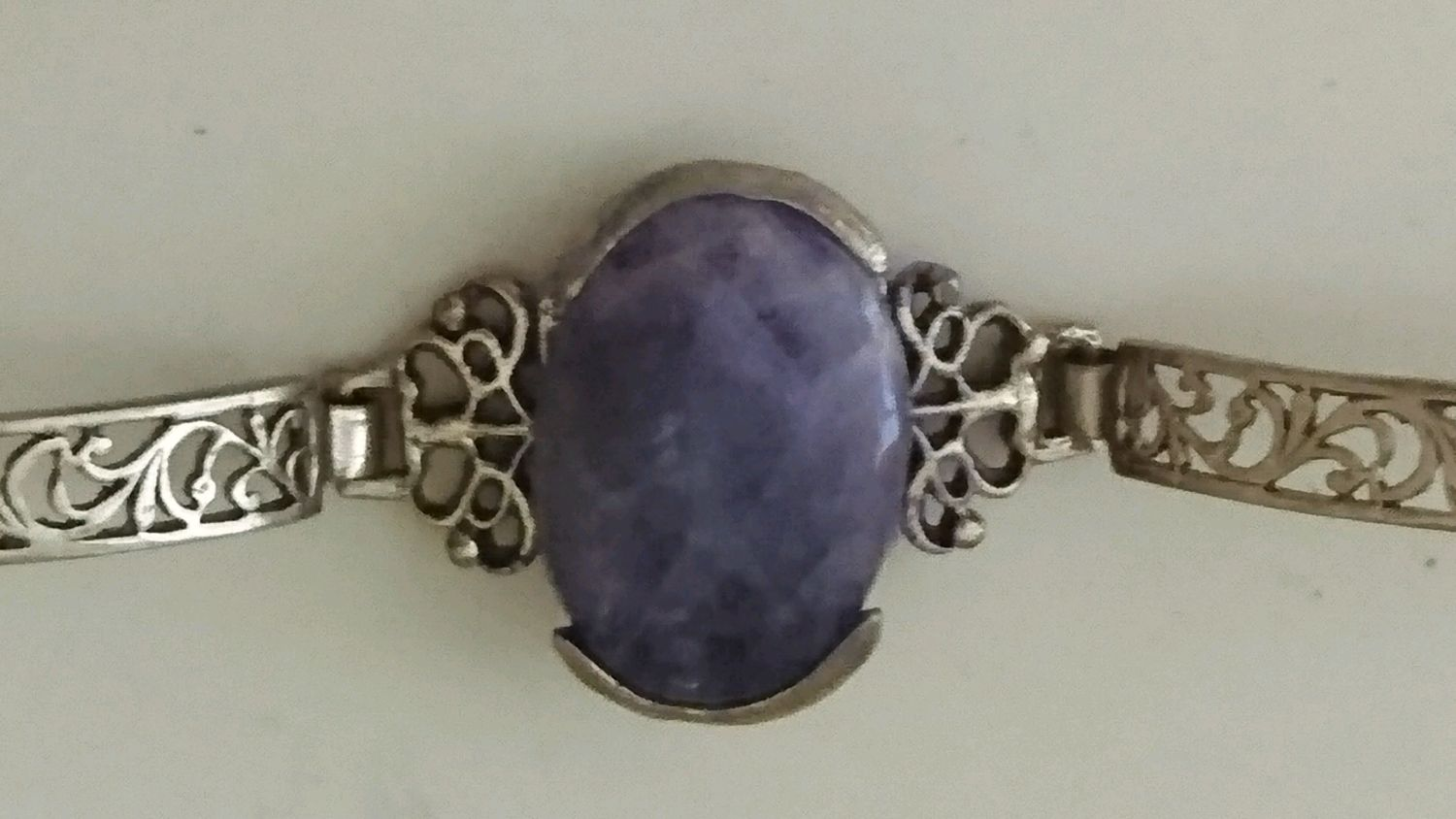 bracelet amethyst – shop online on Livemaster with shipping ...