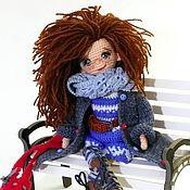 Куклы и игрушки handmade. Livemaster - original item Doll Kira. Handmade.