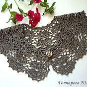 Аксессуары handmade. Livemaster - original item Collar with Czech beads. Handmade.