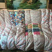 Комплекты аксессуаров для дома ручной работы. Ярмарка Мастеров - ручная работа Комплекты аксессуаров для дома: Одеяла: печворк одеяло. Handmade.