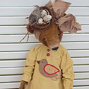 Куклы и игрушки ручной работы. Ярмарка Мастеров - ручная работа Гретхен.. Handmade.