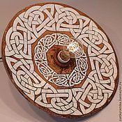 Для дома и интерьера handmade. Livemaster - original item Ceramic chandelier