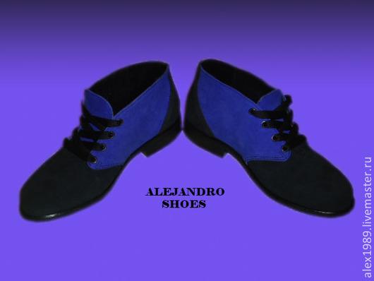 """Обувь ручной работы. Ярмарка Мастеров - ручная работа. Купить Женские ботинки """"Alejandro"""". Handmade. Обувь ручной работы"""