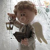 Куклы и игрушки ручной работы. Ярмарка Мастеров - ручная работа Не бойся ,я рядом.... Handmade.