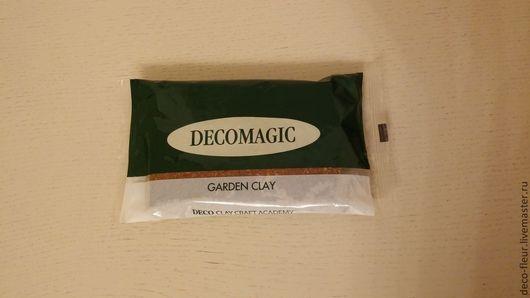 Другие виды рукоделия ручной работы. Ярмарка Мастеров - ручная работа. Купить Полимерная глина DECOMAGIC Garden Clay.. Handmade.