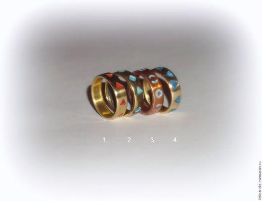 Кольца ручной работы. Ярмарка Мастеров - ручная работа. Купить Кольца Тарантелла. Handmade. Комбинированный, подарок девушке, необычный подарок