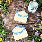 Косметика ручной работы handmade. Livemaster - original item Soap natural goat`s milk. Handmade.
