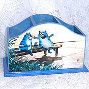 Канцелярские товары handmade. Livemaster - original item Pencil Rusalochka. Handmade.