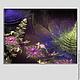 Картина `Летний день`, файл, растровое изображение, фрактальная компьютерная графика. Цена 5000 руб.