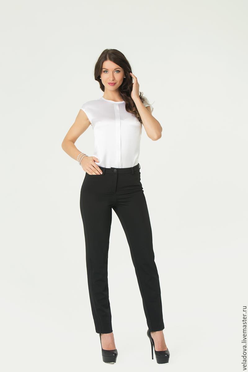 Белая шелковая блузка с доставкой