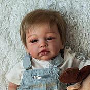 Куклы и игрушки ручной работы. Ярмарка Мастеров - ручная работа кукла реборн  Кайл из молда  KYLIE от ROMIE STRYDOM. Handmade.