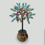Цветы и флористика handmade. Livemaster - original item Tree of Topaz