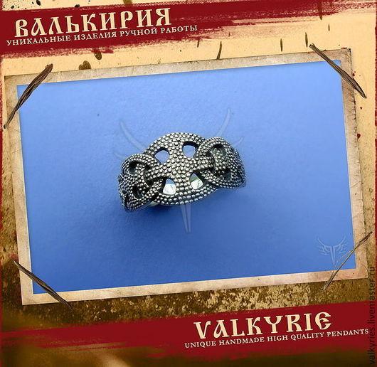 Кольца ручной работы  из серебра 925 пробы.Кольцо в скандинавском стиле.