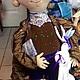 Коллекционные куклы ручной работы. Маленький волшебник!!!!. Таня (tanya250). Интернет-магазин Ярмарка Мастеров. Кукла в подарок, кукла текстильная