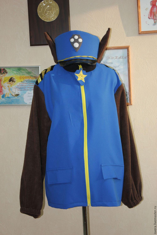 Выкройка для костюма щенячий патруль 167