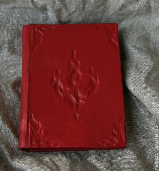 Блокноты ручной работы. Ярмарка Мастеров - ручная работа. Купить Блокнот в кожаной обложке Дневник наблюдателя за драконами. Handmade.