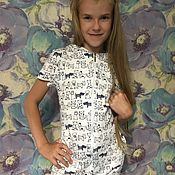Комбинезоны ручной работы. Ярмарка Мастеров - ручная работа Детская пижама-шортики 1,5-6 лет. Handmade.