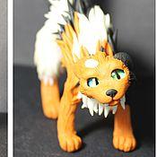 Куклы и игрушки ручной работы. Ярмарка Мастеров - ручная работа Кошка трехцветная. Handmade.