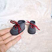 Материалы для творчества ручной работы. Ярмарка Мастеров - ручная работа Обувь для кукол. Handmade.