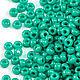 Для украшений ручной работы. Ярмарка Мастеров - ручная работа. Купить Бисер Миюки 8/0 412 Turquoise Green круглый японский бисер Miyuki. Handmade.