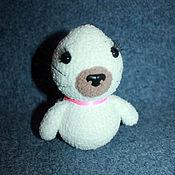 Куклы и игрушки handmade. Livemaster - original item baby fur seal. Handmade.