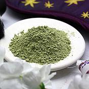 Косметика ручной работы handmade. Livemaster - original item Therapeutic powder for oily and problem skin. Handmade.