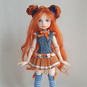 Куклы и игрушки handmade. Livemaster - original item Karina bjd. Handmade.