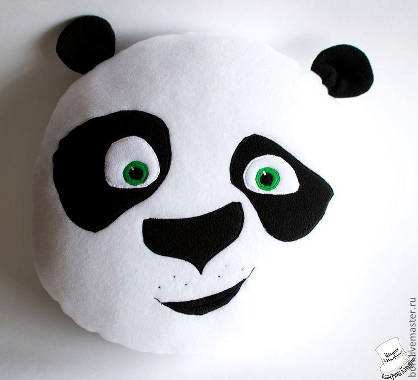 Панда своими руками фото