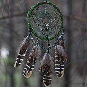 """Фен-шуй и эзотерика ручной работы. Ярмарка Мастеров - ручная работа Ловец снов """"Дух леса"""". Handmade."""