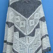 Аксессуары handmade. Livemaster - original item 302 down shawl orenburg shawl accessories handmade. Handmade.