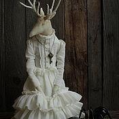 Куклы и игрушки handmade. Livemaster - original item Galatea. Handmade.