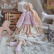 """Куклы и игрушки ручной работы. Ярмарка Мастеров - ручная работа Кукла в стиле Тильда """"Зимняя сказка"""". Handmade."""